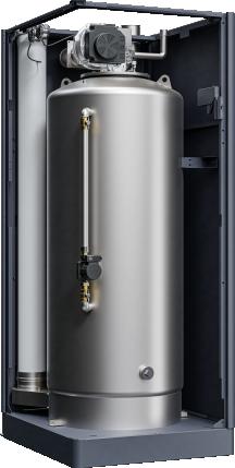 Floor — standing condensing storage water heater Texas